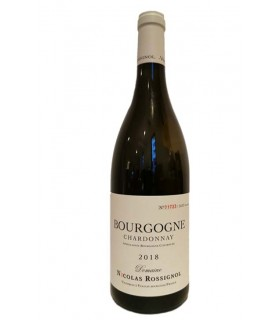 Bourgogne Chardonnay 2018 - Domaine Nicolas Rossignol