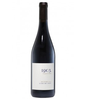 "Côtes Catalanes Carignan ""1903"" 2018 - Le Roc des Anges"