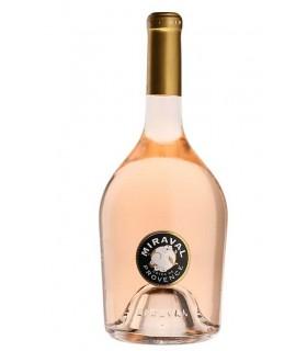 Jéroboam (3L) Château Miraval rosé 2020 - Côtes de Provence