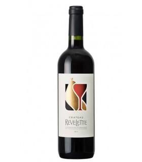 Château Revelette Rouge 2019 - Coteaux d'Aix en Provence