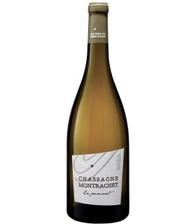 """Chassagne-Montrachet blanc en Pimont """"Au pied du mont chauve"""" 2016 - Domaine F. Picard"""
