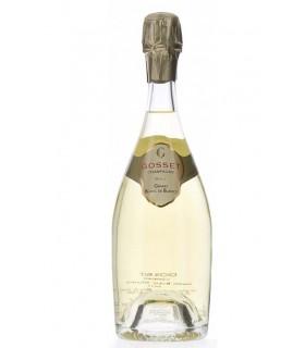 FAV 2021 - Champagne Gosset Grand Blanc de Blancs - (Lot de 6 bouteilles)