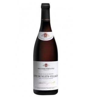 FAV 2021 - Côte de Nuits Villages 2017 - Bouchard Père & Fils - (Lot de 6 bouteilles)
