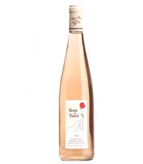 Saumur Rosé - La Rose de Targé 2020 - Château de Targé