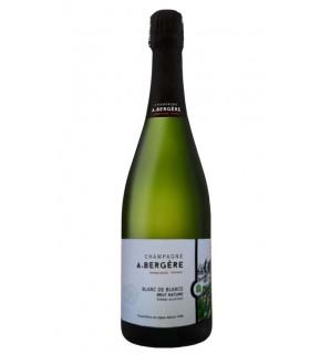 Champagne Blanc de Blancs Brut Nature - Maison A. Bergère