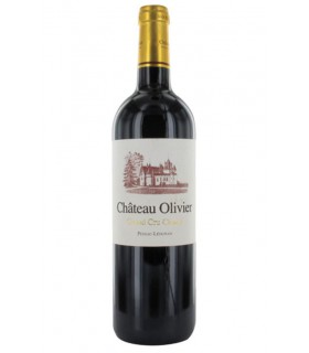 Château Olivier 2016 rouge