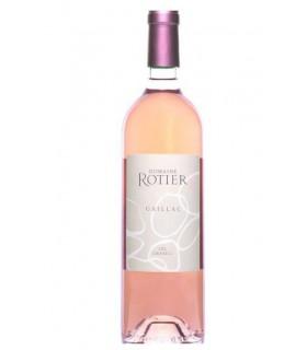 Les Gravels rosé 2016 - Domaine Rotier