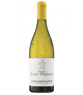 Châteauneuf-du-Pape blanc 2016 - Domaine St Préfert