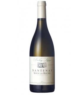 """Santenay blanc """"Sous La Roche"""" 2017 - Bachey-Legros"""