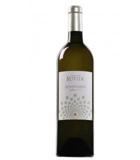 Renaissance blanc 2015 - Domaine Rotier