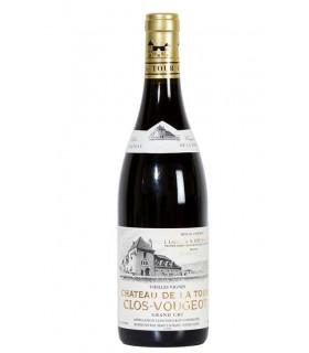 Clos Vougeot Grand Cru 2017 Vieilles Vignes - Château de la Tour