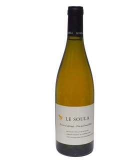 Le Soula Blanc 2014 - Domaine Le Soula