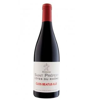 """Côtes du Rhône """"Beatus Ille"""" 2018 - Domaine Saint Préfert"""