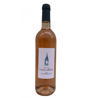 IGP Var rosé 2019 - Bastide Castel d'Aille