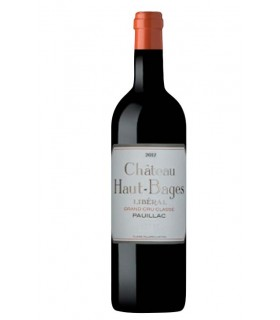 Château Haut-Bages Liberal 2016 - 5eme GCC Pauillac