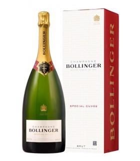 Magnum Bollinger Special Cuvée- sous étui