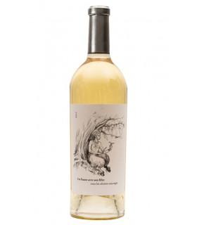 Un Faune avec son fifre... Blanc 2015  - Domaine du Clos des Fées