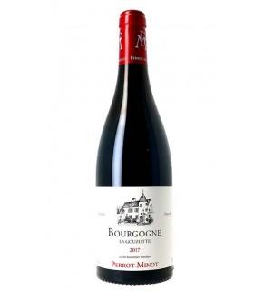 "Bourgogne Pinot Noir ""La Gouzotte"" 2017 - Domaine Perrot-Minot"