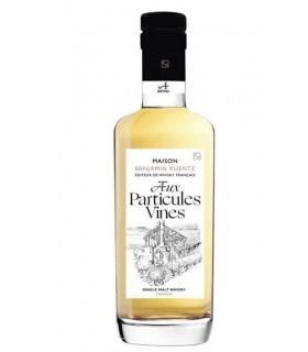 "Whisky Single Malt ""Au Particules Vines"" IV (46%) 50 cl - Benjamin Kuentz"