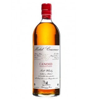 "Malt whisky ""Candid"" (49%) - Michel Couvreur"