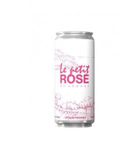 Le Petit Rosé by Léoube (Canette 25cl) - Château Léoube