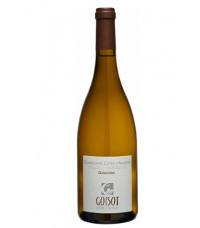 """Bourgogne Côtes d'Auxerre blanc """"Gondonne"""" 2018 - Domaine Goisot"""